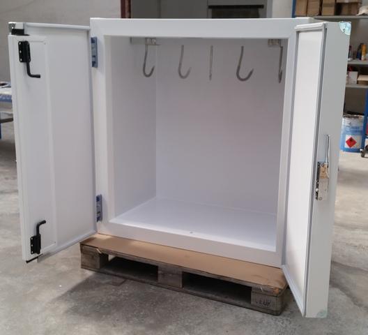 Caisson isotherme pour utilitaires standard arpm france for Porte isotherme interieur